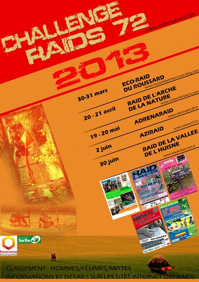 affiche groupement raids 2013 400